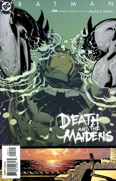 Batman: Death and the Maidens #2