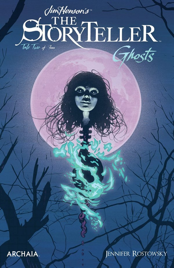 Jim Henson's Storyteller: Ghosts #2