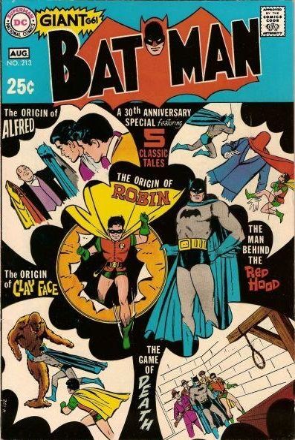 Batman #213