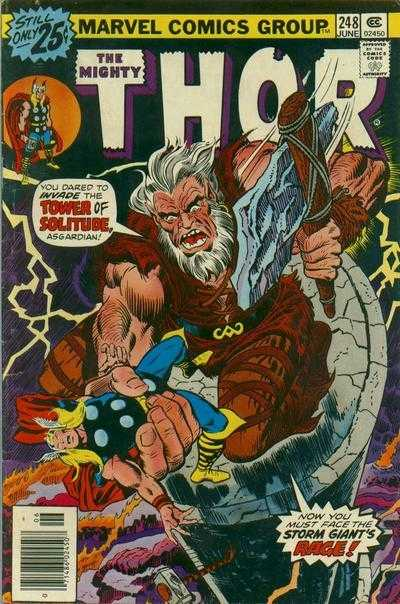 The Mighty Thor #248