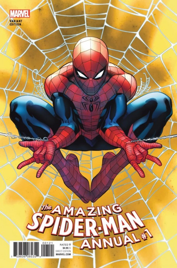 The Amazing Spider-Man Annual #1