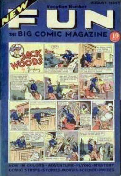 More Fun Comics #5