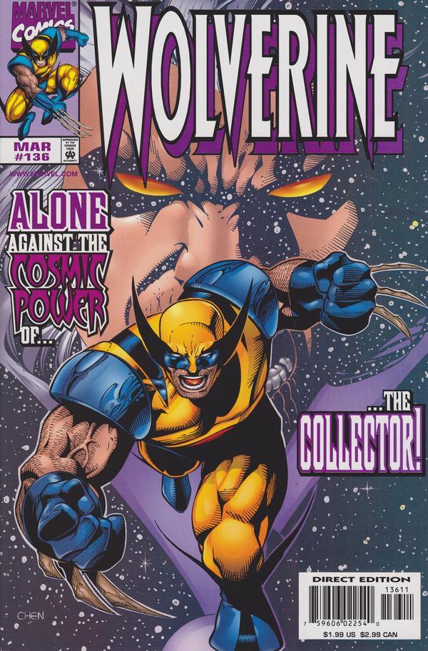Wolverine #136