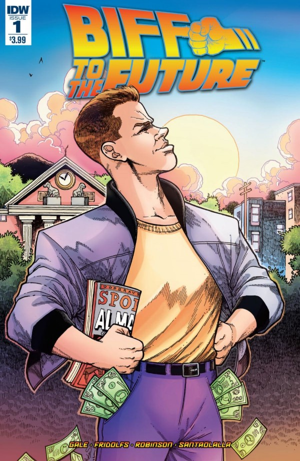 Back to the Future: Biff to the Future #1