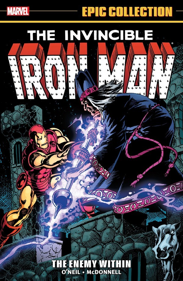 Iron Man Epic Collection: The Enemy Within TP