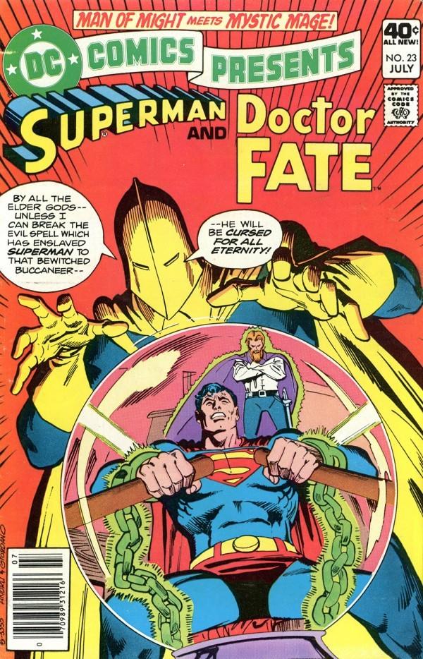 DC Comics Presents #23