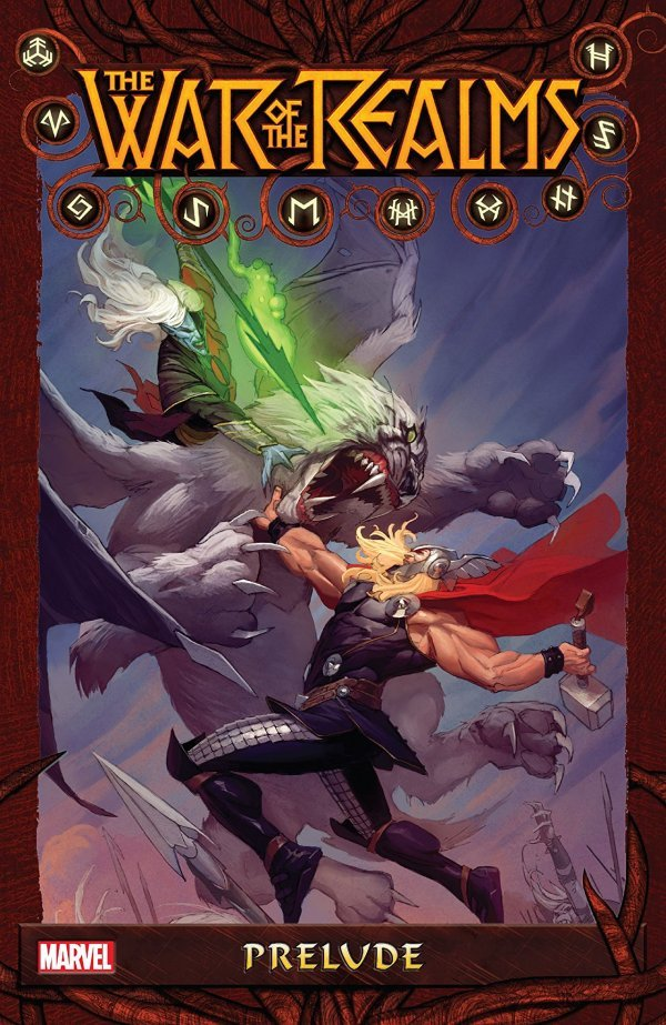 War Of The Realms Prelude TP