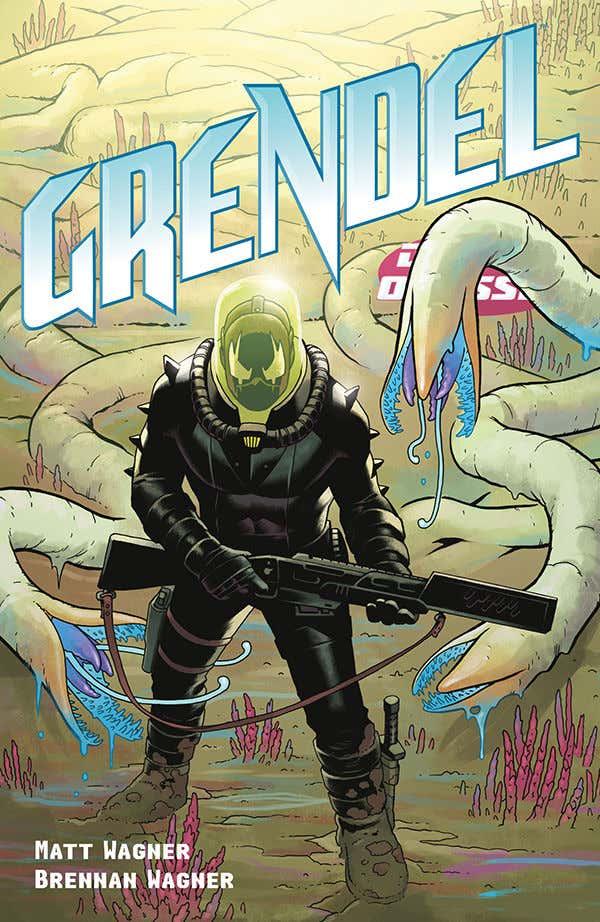 Grendel: Devil's Odyssey #5