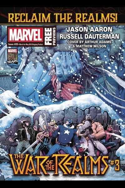 Marvel Previews #20