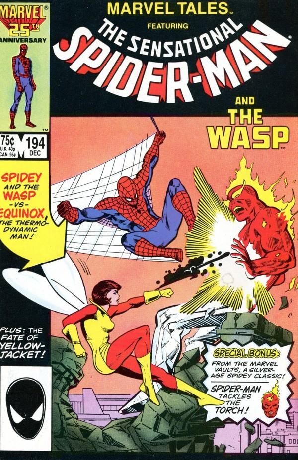 Marvel Tales #194