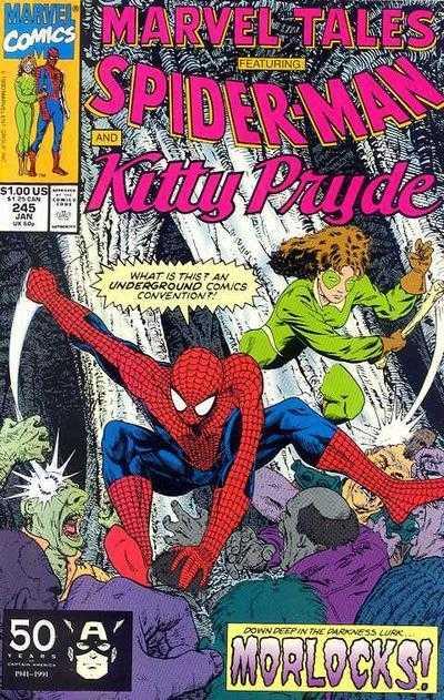 Marvel Tales #245