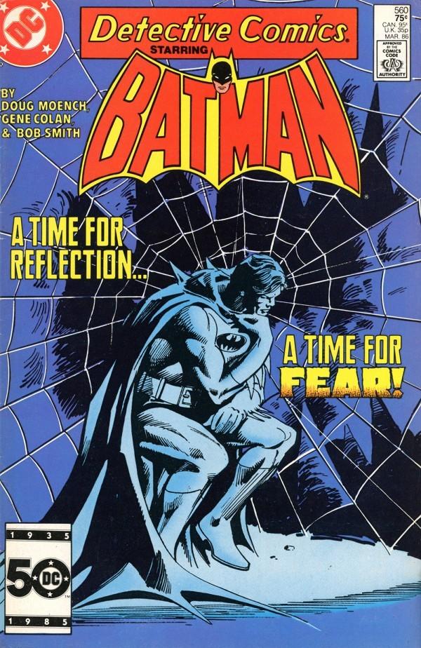 Detective Comics #560