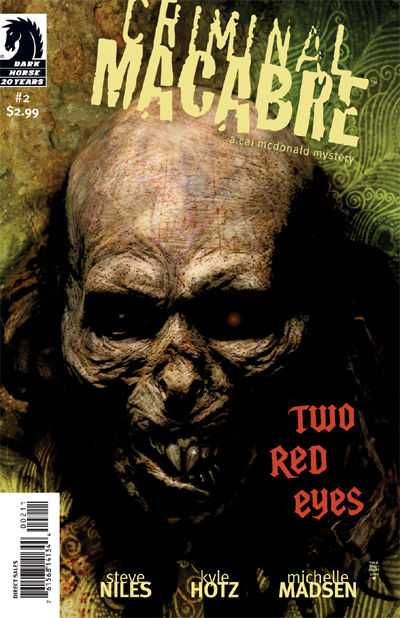 Criminal Macabre: Two Red Eyes #2