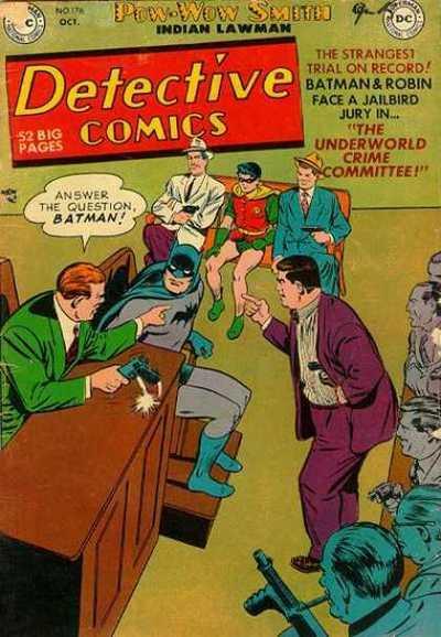 Detective Comics #176