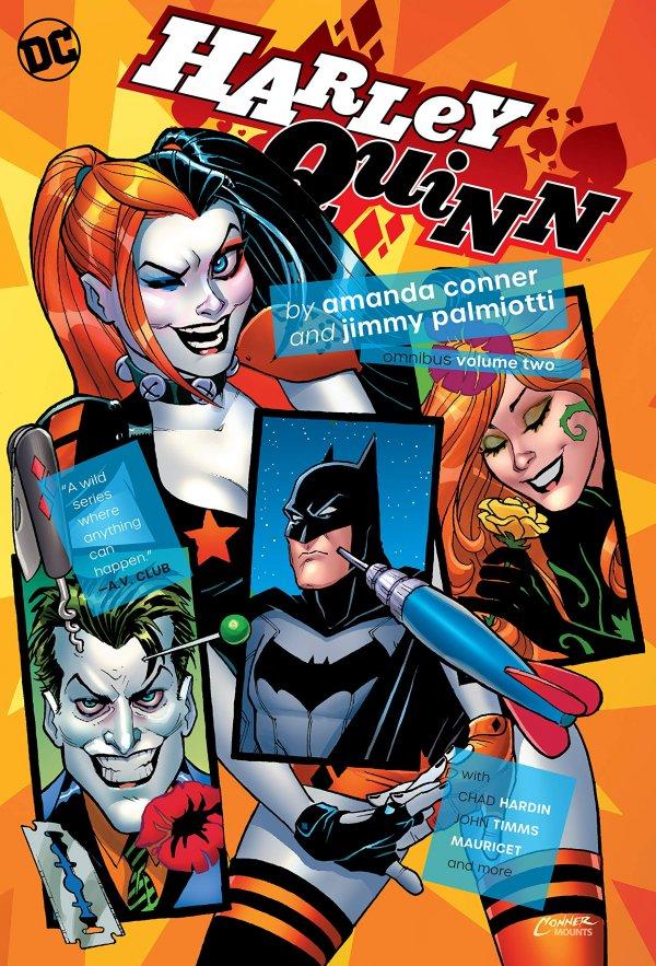 Harley Quinn By Jimmy Palmiotti & Amanda Conner Omnibus Vol. 2 HC