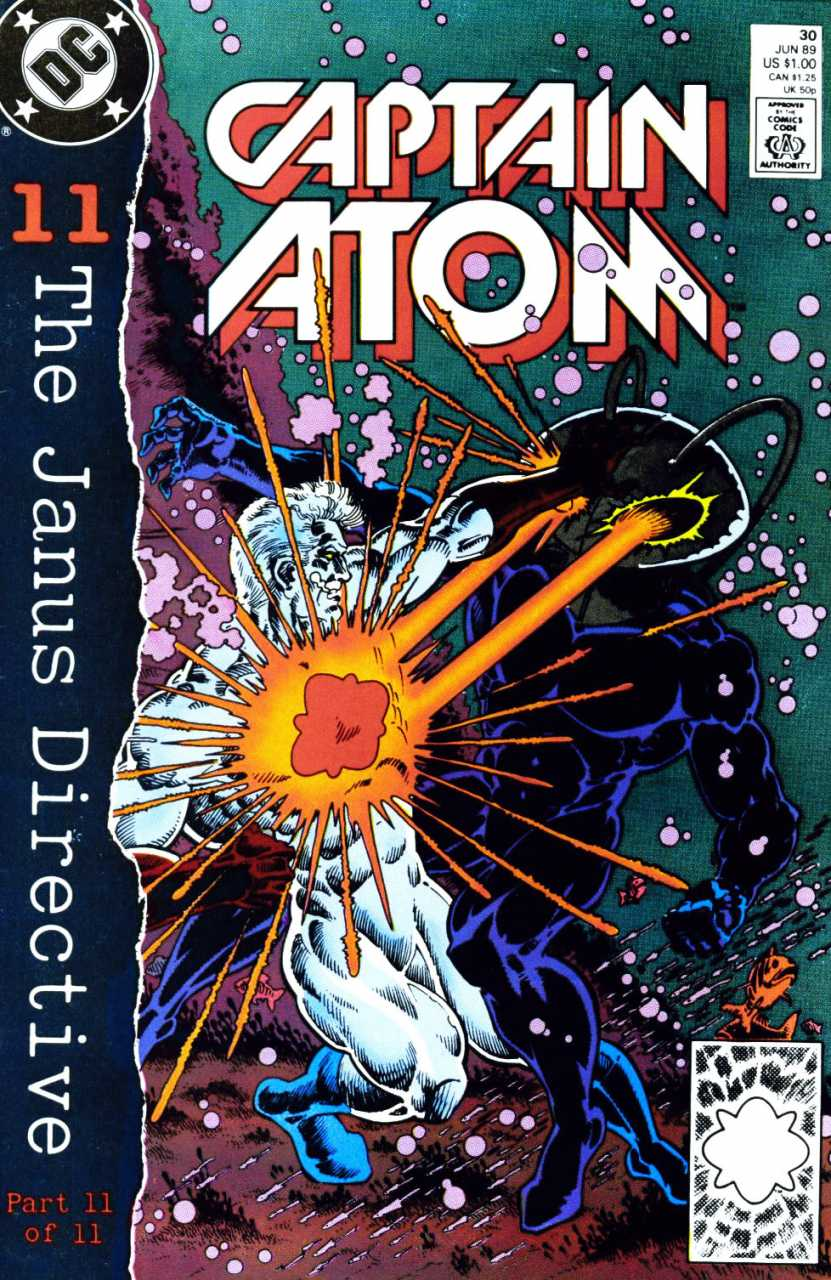 Captain Atom #30