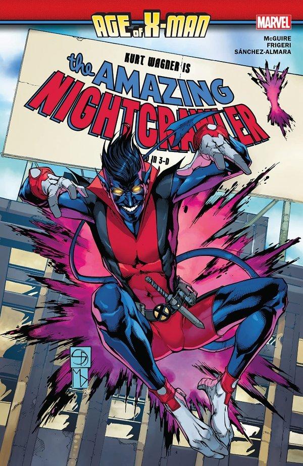 Age of X-Man: The Amazing Nightcrawler TP