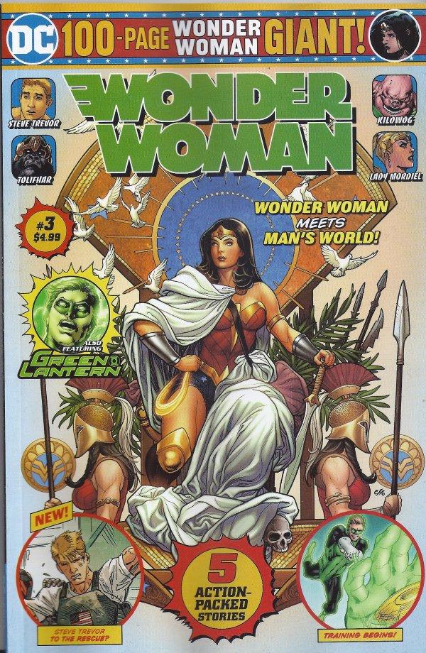 Wonder Woman Giant #3