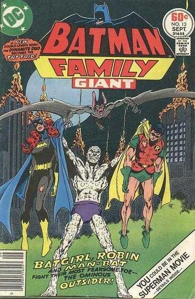 The Batman Family #13