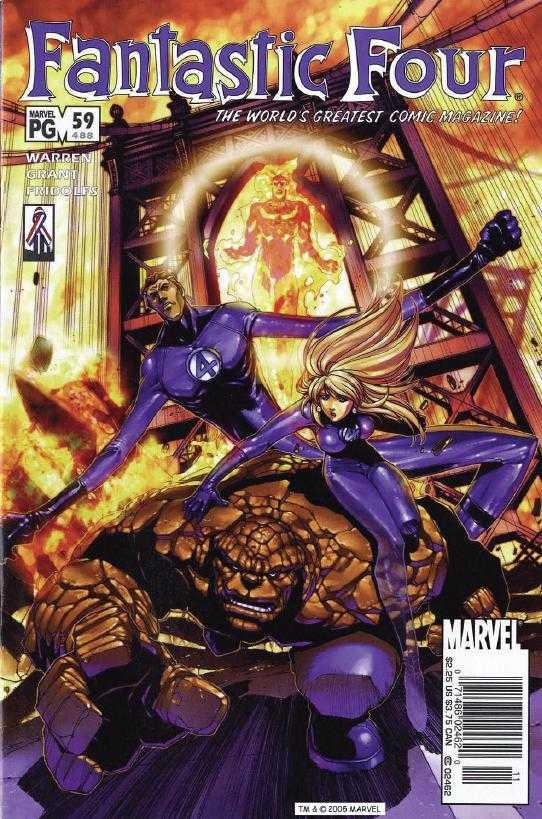 Fantastic Four #59