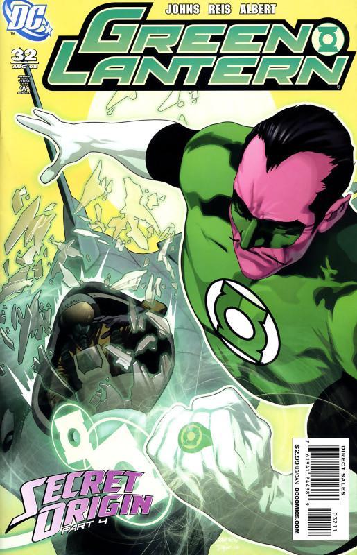 Green Lantern #32