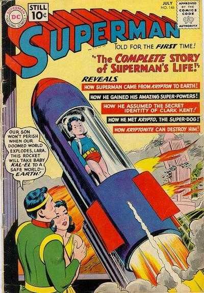 Superman #146