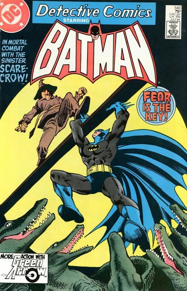 Detective Comics #540