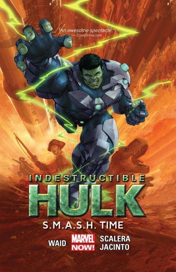 Indestructible Hulk Vol. 3: Smash Time TP