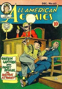All-American Comics #62