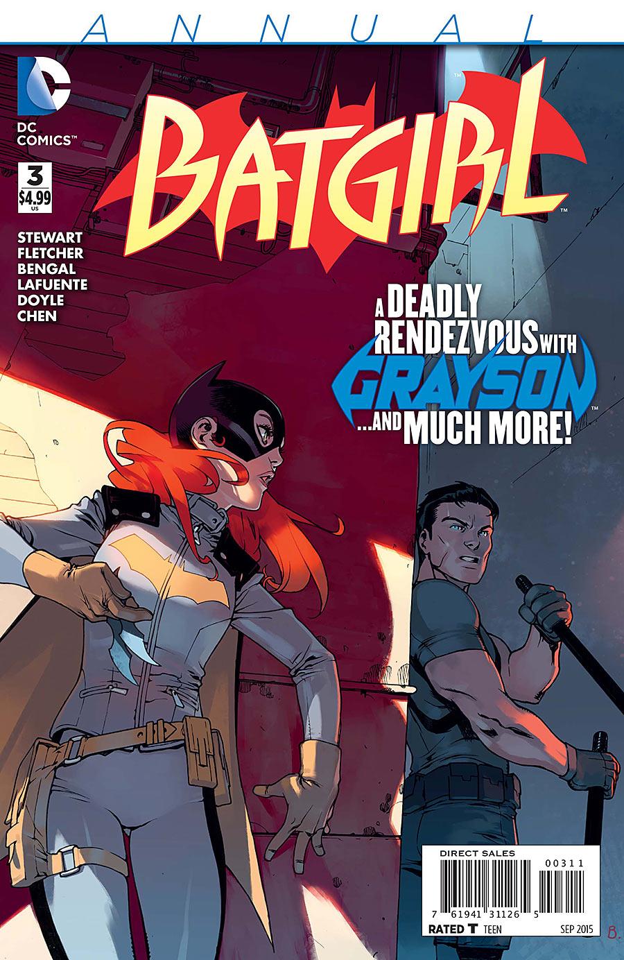 Batgirl Annual #3