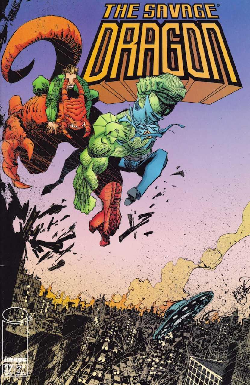 Savage Dragon #37