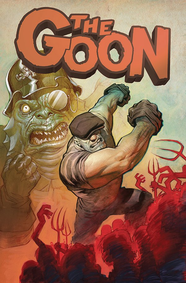 The Goon #11 review