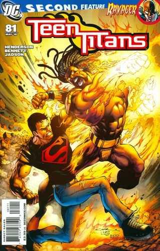 Teen Titans #81