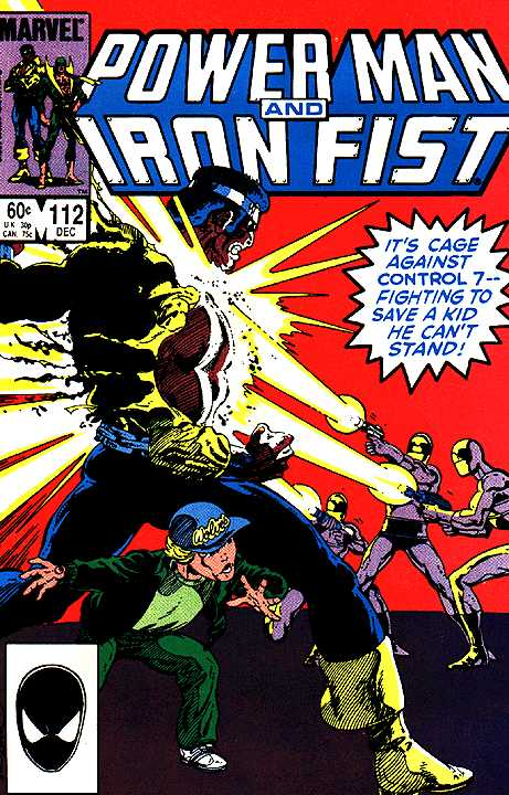 Power Man and Iron Fist #112