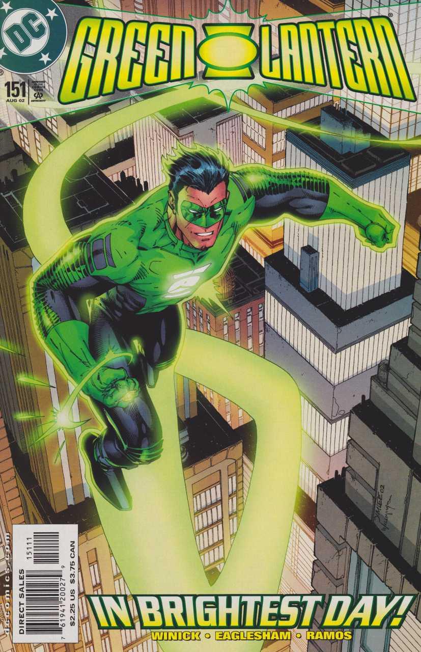 Green Lantern #151