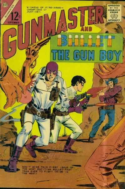 Gunmaster #1