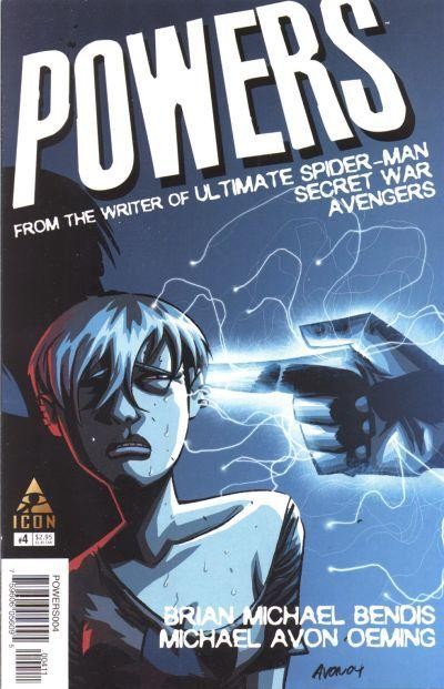 Powers #4