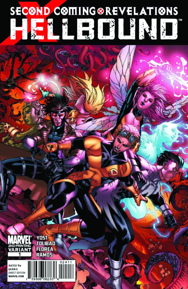 X-Men: Hellbound #1