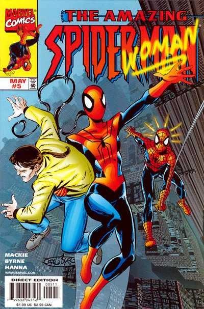 The Amazing Spider-Man #5
