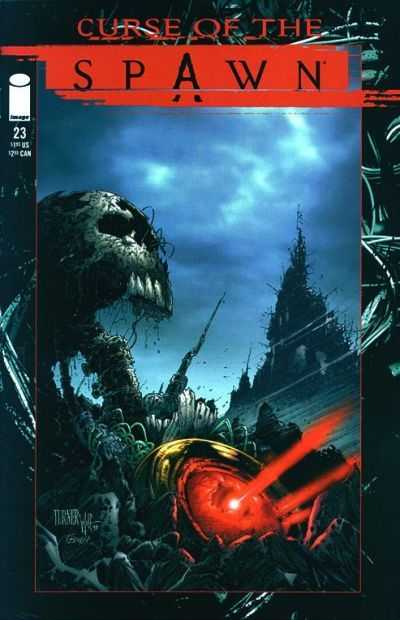Curse of the Spawn #23
