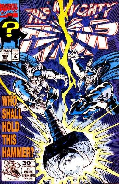 The Mighty Thor #459