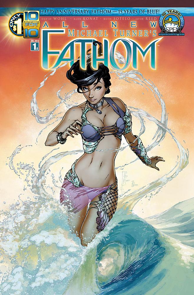 All New Fathom #1