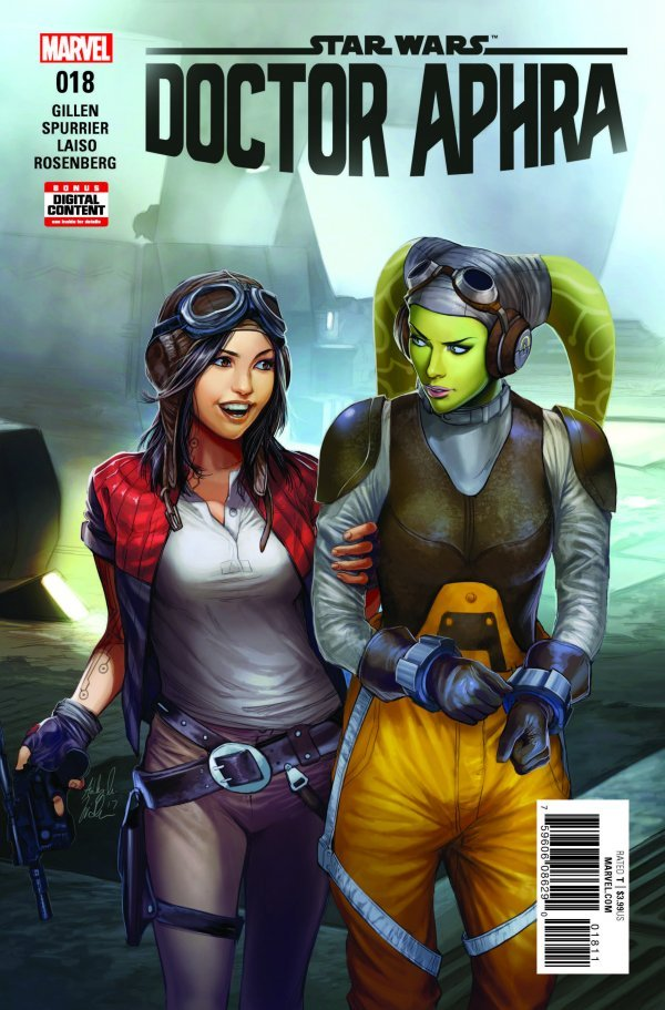 Star Wars: Doctor Aphra #18