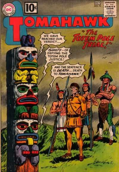 Tomahawk #76