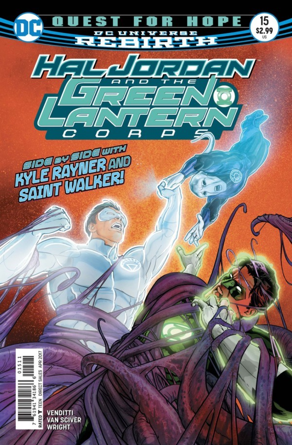 Hal Jordan and the Green Lantern Corps #15