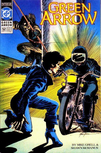 Green Arrow #52