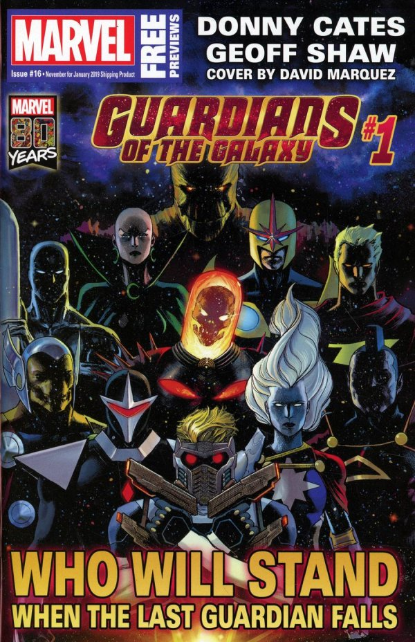 Marvel Previews #16