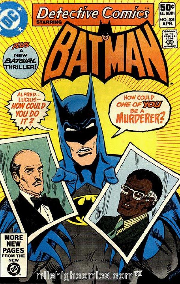 Detective Comics #501