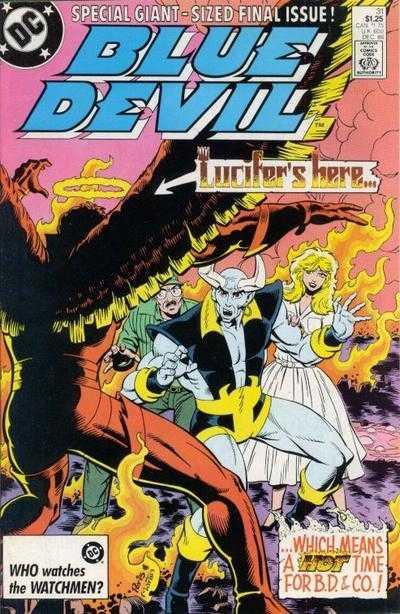 Blue Devil #31