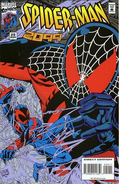 1995 Spider-Man 2099 #30 Marvel